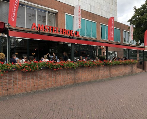 Amstelhoeck horeca signign